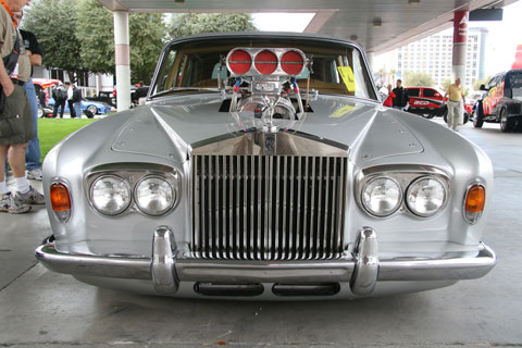 Rolls Royce Silver Shadow 592 HEMI V8